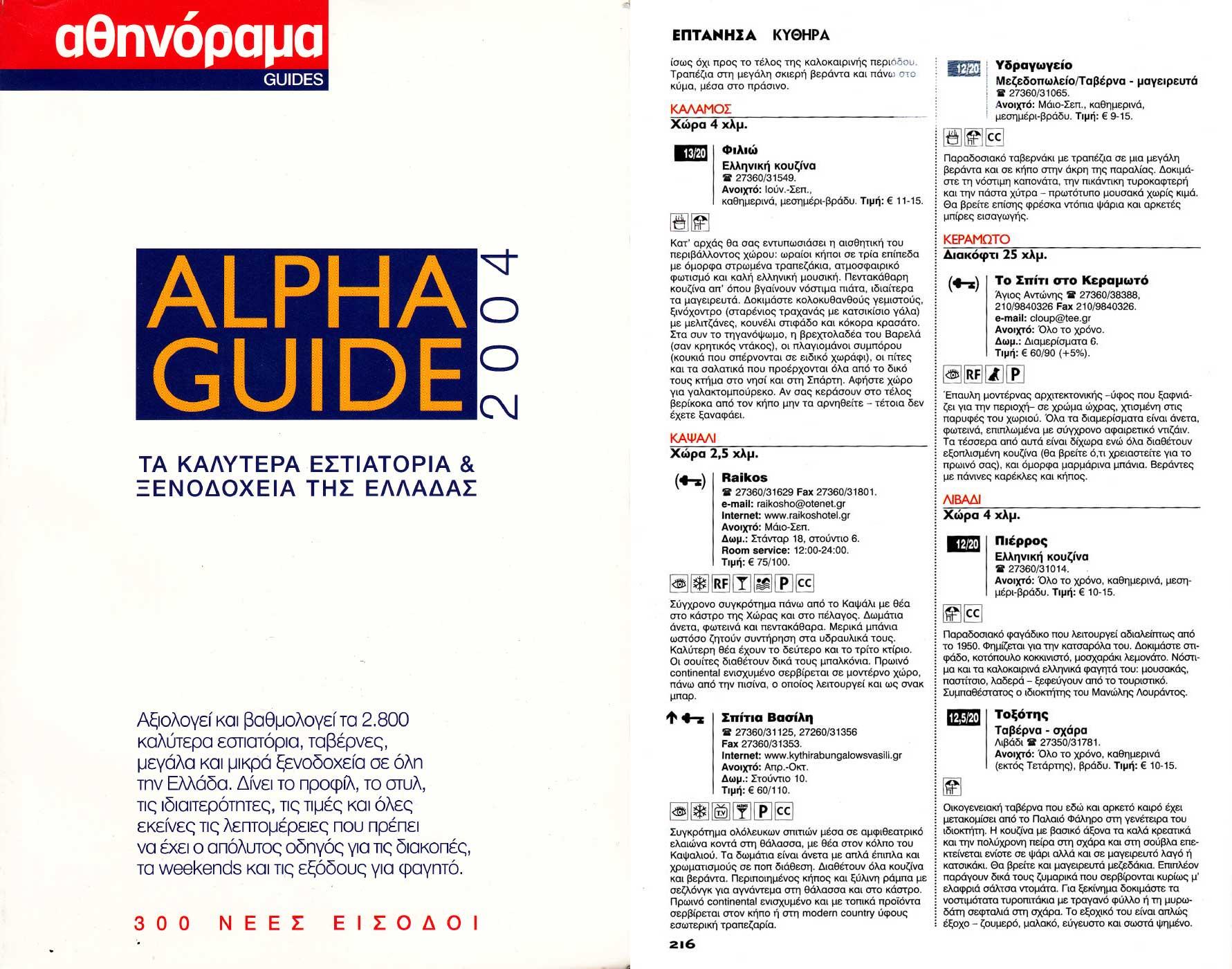 Dimosieusi-Alpha-Guide